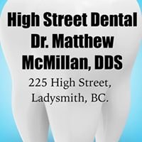 Ladysmith Dental - Dr Matthew McMillan