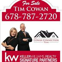 The Cowan Connection Team-Keller Williams Realty