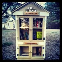 Peachtree City Free Library at Lake Peachtree