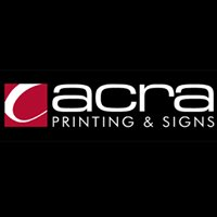 ACRA Printing & Signs