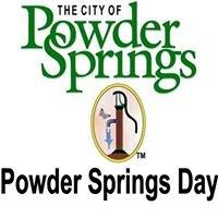 Powder Springs Day