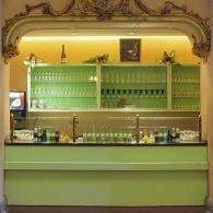 Foyer Restaurant im Hessischen Staatstheater in Wiesbaden