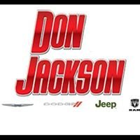 Don Jackson Chrysler Dodge Jeep Ram
