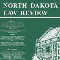 North Dakota Law Review