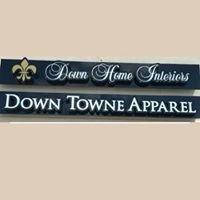 Down Home Interiors Down Towne Apparel