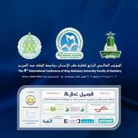 The 4th Faculty of Dentistry King Abdulaziz University Conference
