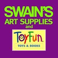 Swain's Art Supplies, Gift and Stationery, Childrens Toyfun