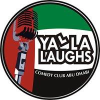 Yalla Laughs Comedy Abu Dhabi