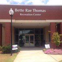 Bette Rae Thomas Rec. Center