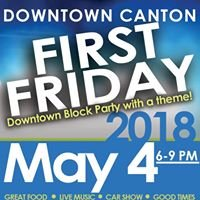 Downtown Canton Ga First Friday