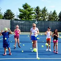 Tennis and Life Camps at Gustavus