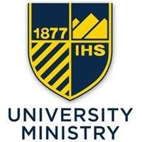 Regis University Ministry