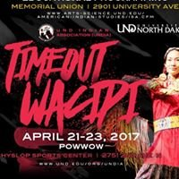 UND Indian Association  Time-Out Wacipi (UNDIA)