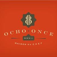 Ocho Once Maison du Chef