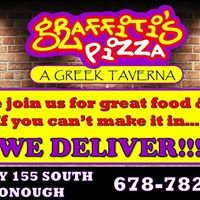 Graffiti's Pizza - A Greek Taverna