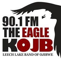 """KOJB 90.1 FM """"The Eagle"""""""
