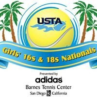 USTA Girls' Nationals 16s and 18s Tennis Tournament