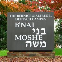 "Congregation B'nai Moshe - ""Welcome Home"""