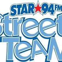 Star94 Street Team