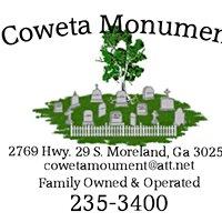 Coweta Monument Sales