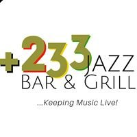 +233 jazz bar and grill