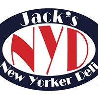 Jack's New Yorker Deli - Marietta Square