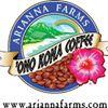 Arianna Farms 'Ono Kona Coffee