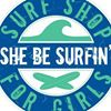 She Be Surfin'