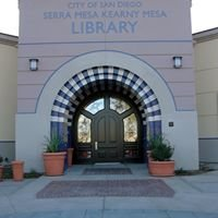 Serra Mesa-Kearny Mesa Library