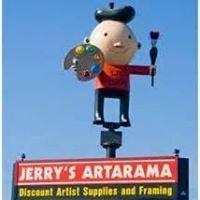 Jerry's Artarama Retail Stores