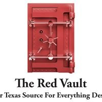 The Red Vault: Your Texas Source for Everything Design