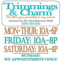 Trimmings & Charm