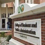 UND College of Business & Public Administration