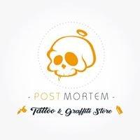 POST MORTEM tatto & graffiti store