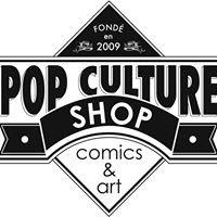 POP CULTURE SHOP