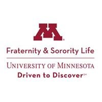 University of Minnesota-Fraternity & Sorority Life