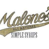 Malone's All-Natural Simple Syrups