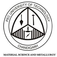 Material Science and Metallurgy, PEC University of Technology