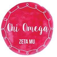 Chi Omega at the University of Denver