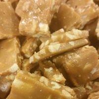 Thomasina's Cashew Brittle
