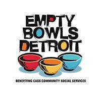 Empty Bowls Detroit