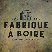 Fabrique à Boire - Dix30