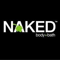 Naked body + bath