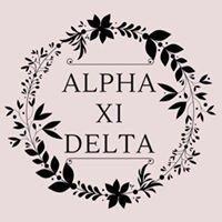 University of Iowa Alpha Xi Delta