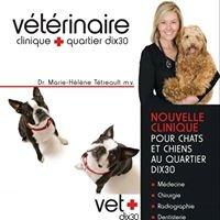 Clinique vétérinaire Quartier DIX30