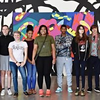 Teen Museum Studies at the Contemporary Art Museum St. Louis