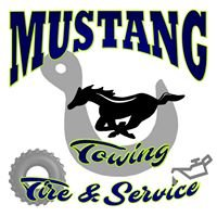 Mustang Towing Tire and Service