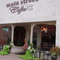 main street coffee - Ardmore, OK
