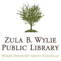 Zula B. Wylie Public Library in Cedar Hill, Texas