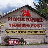 Pickle Barrel Trading Post